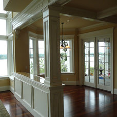 Traditional Dining Room by DK Martin Construction