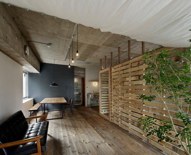 アジアン ダイニング by 蘆田 暢人|Ashida Architect & Associates