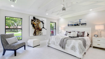 Rooms staged by InStyle Home Staging