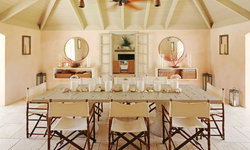 Rooms to Inspire by the Sea by Annie Kelly beach homes houses