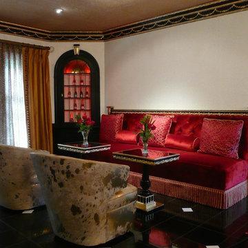 Rose Champagne Lounge