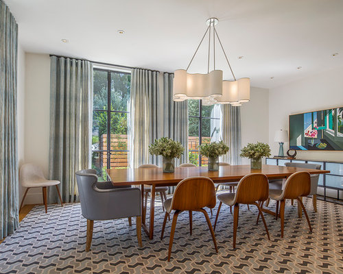 midcentury dining room design ideas remodels photos
