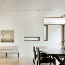 Modern Dining Room by Price Harrison