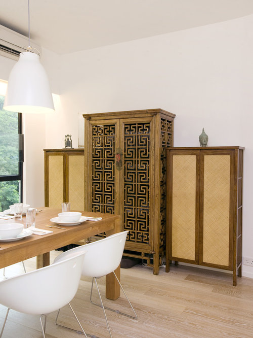 Asian Inspired Dining Room asian-inspired dining room | houzz