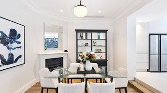 Rozelle formal dining room