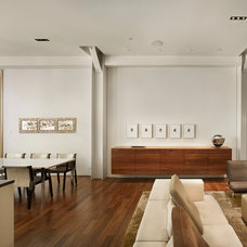Modern Dining Room by Verner Architects