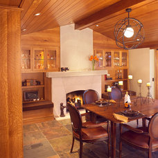 Dining Room by Cole Wagner Cabinetry