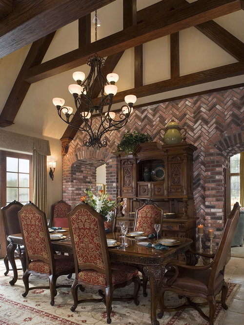 Accent Brick Wall Home Design Ideas Pictures Remodel And