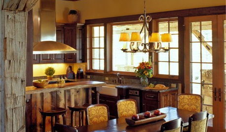 So Your Style Is: Rustic