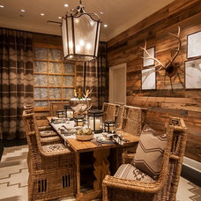 Traditional Dining Room by Reclaimed DesignWorks