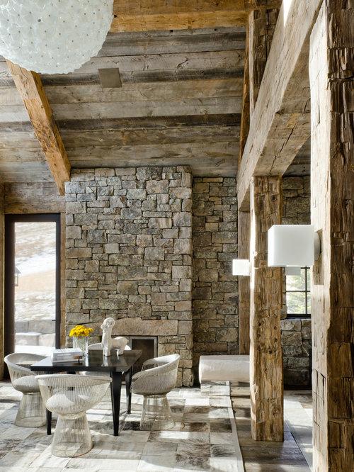 5ef11d5f011e6d82_2927 w500 h666 b0 p0 rustic dining room modern rustic houzz,Modern Rustic Home Design