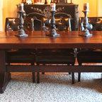 Rustic Trades Farmhouse Tables