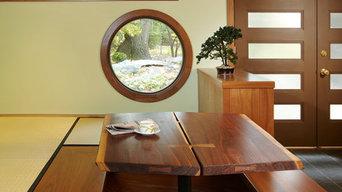 Ryokan (Japanese Guest House) Interior