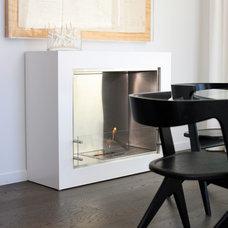 Modern Dining Room by kodu design