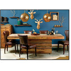 clients projects eclectic dining room