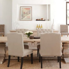 Farmhouse Dining Room by Zin Home