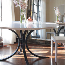 Modern Dining Room by Redford House Furniture