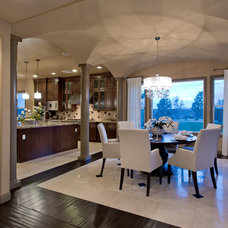 Contemporary Dining Room by Luxury-Designer
