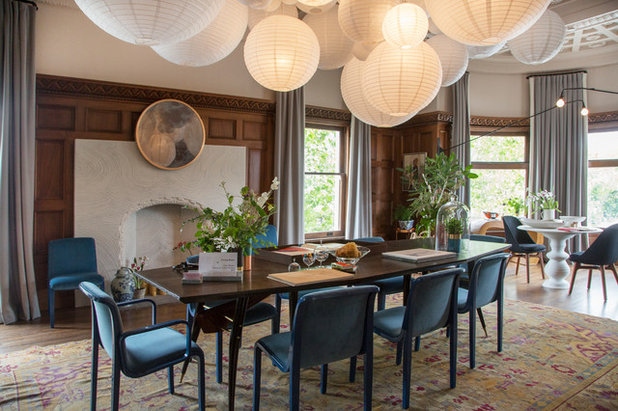 Dining Room By Margot Hartford Photography