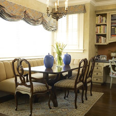 Traditional Dining Room by Tres McKinney Design
