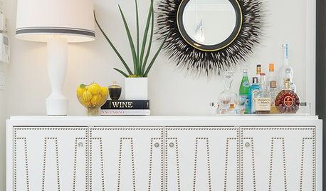 Buffet, Sideboard, Server, Credenza: What's the Difference?