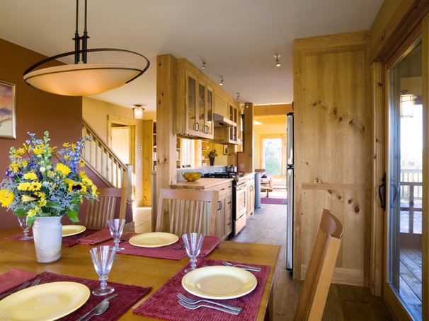 Rustic Dining Room by Susan Teare, Professional Photographer