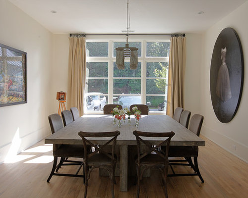 Enclosed Dining Room Houzz