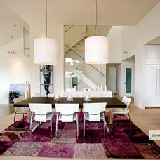 Contemporary Dining Room by elevenMODERN / John Beauchamp Architect