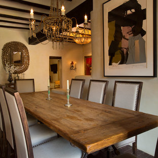 Eclectic Dining Room Photo In Albuquerque. Save Photo. Santa Fe Eastside