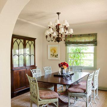 Santa Monica Classic Spanish Colonial Family Home