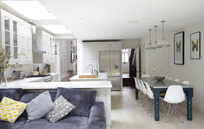 Kitchen of the Week: A Fresh Take on Classic Shaker Style