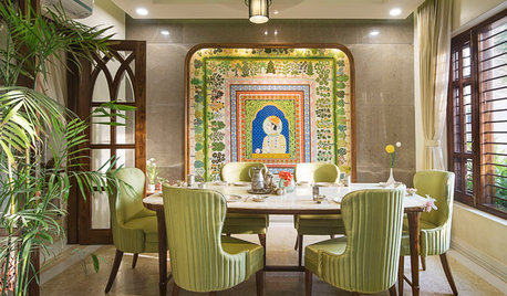 Ajmer Houzz: Colour, Comfort & Tradition Rule in This Grand Home