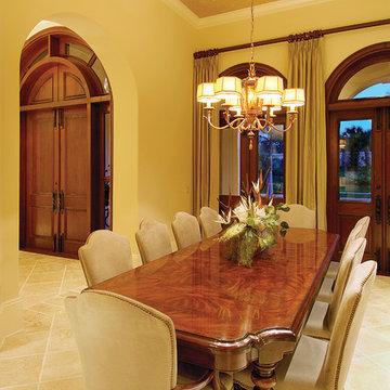 "Sater Design Collection's 6955 ""Prima Porta"" Home Plan"