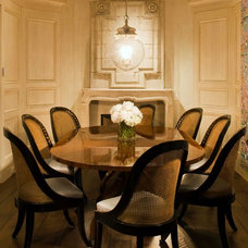 Traditional Dining Room by Poss Architecture + Planning + Interior Design