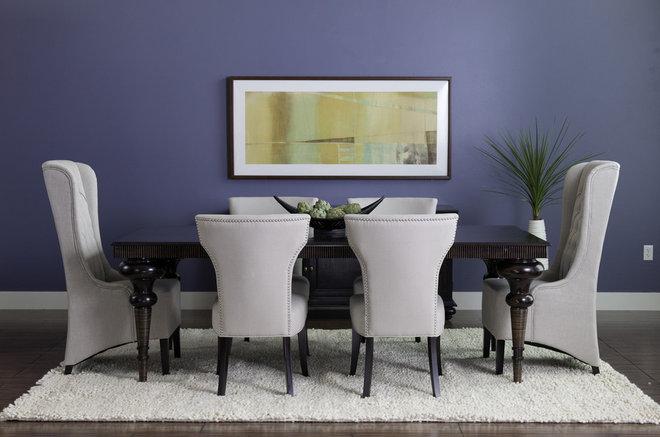 Eclectic Dining Room by Scandinavian Designs