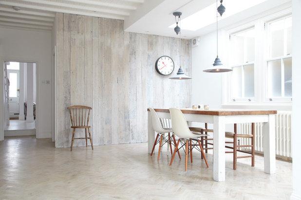 Rivestimento In Legno Parete : Pareti in legno per scaldare la casa