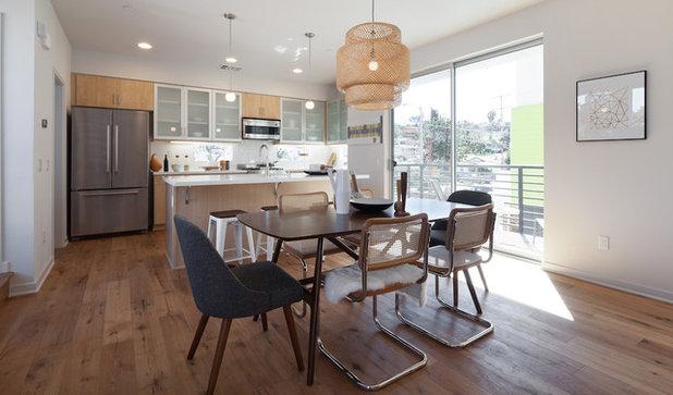 Minimalistisch Esszimmer by Madison Modern Home