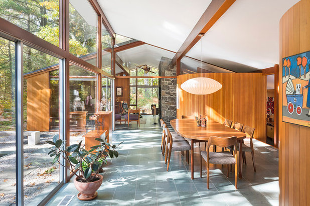 How to improve the comfort of your midcentury modern home for Cost to build mid century modern home