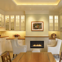 traditional dining room by Gast Architects