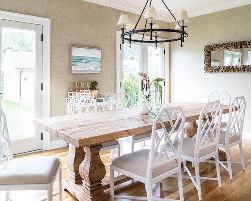 Beach Style Dining Room Ideas & Design Photos   Houzz
