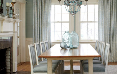 Room of the Day: Antiques Help a Dining Room Grow Up