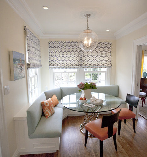 Dining Room Ideas Houzz: Custom Banquet Bench Home Design Ideas, Pictures, Remodel