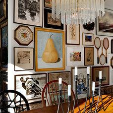 Modern Dining Room by Patty Kennedy Interiors, LLC
