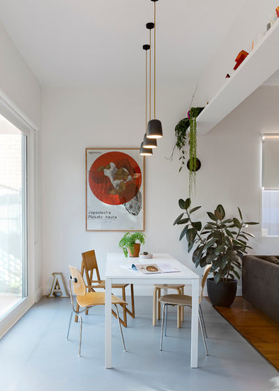 Scandinavian Dining Room by Kart Projects | Architecture