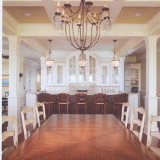 Traditional Dining Room by Baxter Interiors