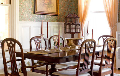 Traditional Style My Houzz Period Details Shine In A Queen Anne Victorian