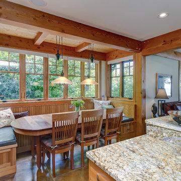 Semiahmoo Timber Frame Home