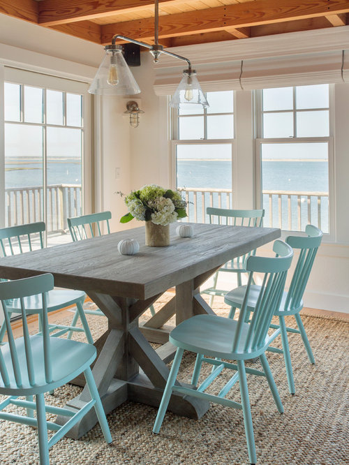 Beach Style Great Room Design Ideas Remodels amp Photos  : 5091050f03ac60318949 w500 h666 b0 p0 beach style dining room from www.houzz.com size 500 x 666 jpeg 71kB