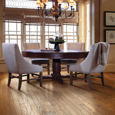 Traditional Dining Room by Shaw Floors