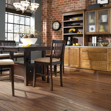 Contemporary Dining Room by Shaw Floors